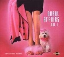 AURAL AFFAIRS = Club des Belugas/Shantel/Tape Five/Waldeck...= LOUNGE DELUXE !!!