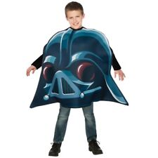 Star Wars Angry Birds Darth Vader Pig Kids Halloween Costume Rubies One Size EUC