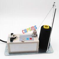 Le bobineur et le support de fil automatique 110V/220V pour types de bobines