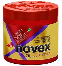 Novex Brazilian Keratin Repair Hair Mask 210 gr