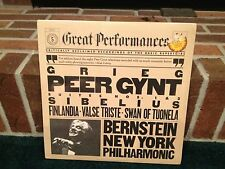 Great Performances Grieg Peer Gynt 1981 New and Sealed