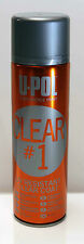 Clear #1 UV Resistant Clear Coat Lacquer Aerosol 450ml