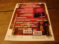 NEIL YOUNG RED ROCKS LIVE!!!!!!!!!RARE FRENCH PRESS/KIT