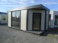 Pavillon, Bürocontainer, Imbiss, Verkaufsstand, Containeranlage neu 18 m²