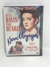 Now, Voyager (DVD,1942) Bette Davis,Paul Henreid (factory Sealed)snap Case