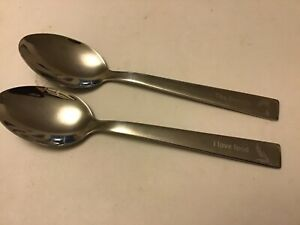 2 Kellogg's Cereal Spoons.....