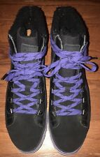 $85 Puma City Snow Boot Women's US 11 Black/Purple