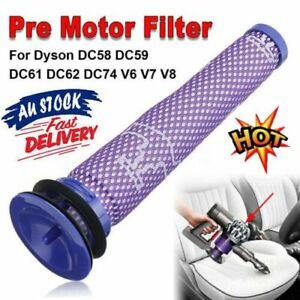 Washable Pre Motor Filter For Dyson V6 V8 DC58 DC59 Animal Cordless Handheld OD