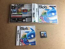 De Blob 2 - Nintendo DS (NDS) TESTED/WORKING UK PAL deblob