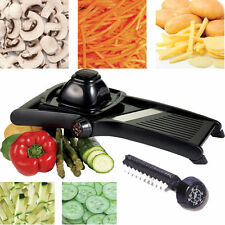Professional Mandolin Food Slicer Vegetable Grater Shredder Cutting Chopper