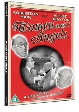 WOMEN AREN'T ANGELS. Robertson Hare, Alfred Drayton. New sealed DVD.