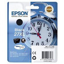 Cartucho Epson T271140 27xl negro Wf-3620/3460dtwf/dwf