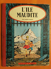 Alix. L'Île Maudite par Jacques Martin Tome 3 Le Lombard de 1957 EO