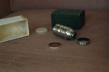 Lafayette 38mm F1.4 lens Tele photo  for 8mm Cine