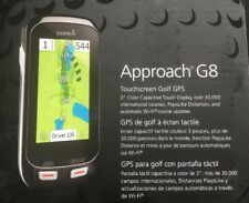 "New 2017 Garmin Approach G8 Golf GPS - With 3"" High Resolution Touch Screen"