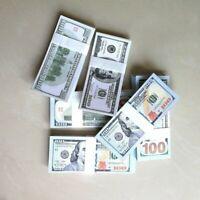 Falschgeld Fake Geld Geldbündel Club Party 100$  Posing falsche Geldscheine
