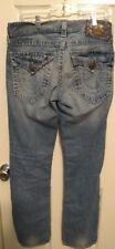 Men's True Religion Flap Pockets Regular Jeans Size 30(32)/32 Nashville Ricky EC