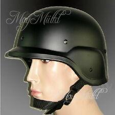 M88 buena Airsoft Kevlar Pasgt Swat Usmc Militar Replica Casco Negro Ur