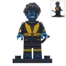 Night Crawler Minifigure - New Marvel Comics Figure For Custom Lego Minifigures