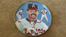 Reggie Jackson 1983 Signed Collector Plate #215. HomeRunEdition. Only 1st 464