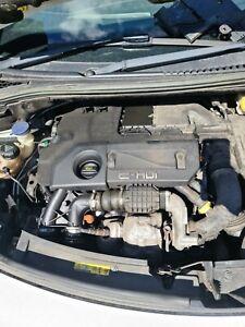 2010-2015 CITROEN DS3 COMPLETE ENGINE MINUS TURBO 1.6 DIESEL 9HP DV6DTED
