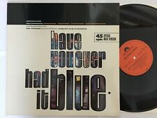 "The Style Council Have You Ever Had It Blue German 12"" Jam Paul Weller Mod"