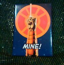 Orange Lantern Larfleeze Blackest Night Dc Comics Green Lantern Poster Magnet