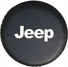 """For Jeep Wrangler Spare Wheel Tire Cover Fit for 2002-2005 Size 30-31"""""""