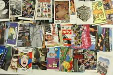 MODERN Lot Postcards Graphic Art Travel Music Humor Movie Stars Army Zombie