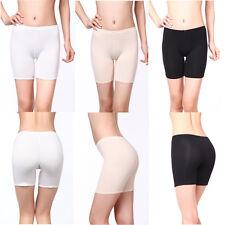 Hot Women Elastic Safety  Under Shorts Pants Leggings Render  UK 6-20