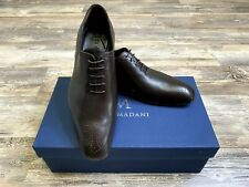 Jacob Madani Dress Shoes Brown Most Luxurious Brown Soft Light Weight Shoes 41/8