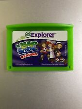 Leapster Leap Frog Explorer Leap School Reading cartridge-works with Leappad