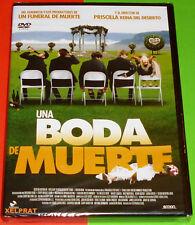 UNA BODA DE MUERTE / A FEW BEST MEN - English Español DVD R2 Precintada