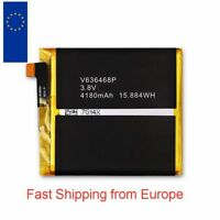 New Battery for BLACKVIEW BV8000 and BV8000 PRO - Fast Shipping from EUROPE