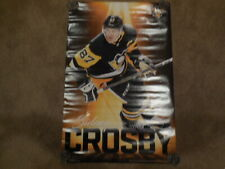 1 pittsburgh penguins sidney crosby poster new