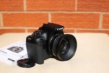 Canon EOS 1300D fotocamera DSLR con Canon EFS 24mm 2.8 Lente E Cappuccio -