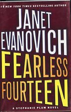 Janet Evanovich  signed  Fearless Fourteen  1st Ed. 2008 VeryGood+/NearFine