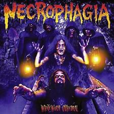 Necrophagia - White Worm Cathedral (NEW CD)