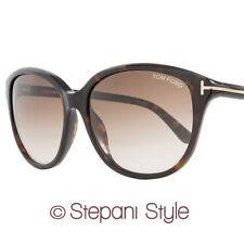 Tom Ford Oval 100% UV400 Sunglasses for Women