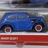 Disney Pixar Cars - Hot Rod River Scott - 2021 Mattel