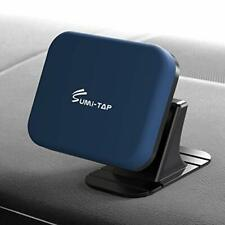 sumi-tap smartphone holder Navy Magnetic-adhesive freedom can be in... fromJAPAN