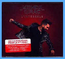 KENDJI GIRAC - L'INTÉGRALE - COFFRET 3 CD / TOUS SES PLUS GRANDS TUBES / NEUF