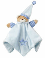 Newborn Soft Baby Teddy Bear Puppet Toy Gift Boy Girl Baby Comforter Blanket New