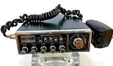 Vintage Midland CB Radio w/ Original Mic (77-888)
