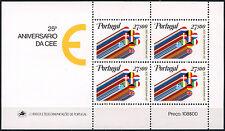Portugal 1982 SG#MS1868 Economic Cummunity MNH M/S Sheet #D40685