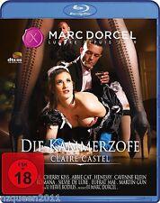 Die Kammerzofe (Marc Dorcel) (Blu-Ray) CLAIRE CASTEL, EUFRAT * NEU & OVP *