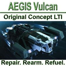 Star Citizen – Aegis Vulcan LTI - Original Concept - Repair, Rearm, Refuel