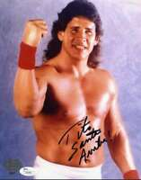 TITO SANTANA JSA COA Autographed 8X10 Photo  Hand Signed Authentic