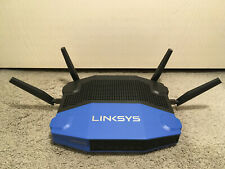 Linksys WRT1900AC 1300 Mbps 4-Port Gigabit 802.11 Router (No Power Cord)