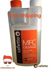 Cafetto Milk Frother Cleaner 1L For Automatic Coffee Machines And Milk Lines